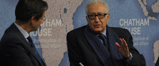 Lakhdar Brahimi pessimiste sur la Syrie : «Daech est l'enfant naturel des Américains et des Iraniens»