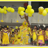 Yellow Day Celebrations at Swarnapuri Branch