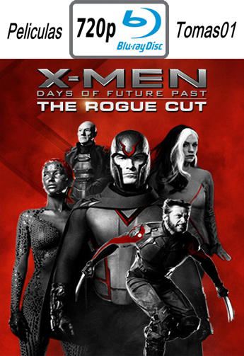 X-Men: Days of Future Past – The Rogue Cut (2014) [BRRip 720p/Dual Latino-ingles]