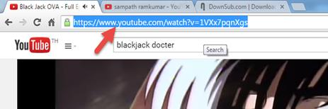 ดาวนโหลด subtitle ในวีดีโอ