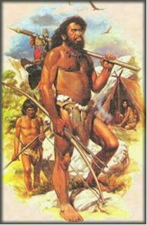 Vestimenta del hombre paleolítico