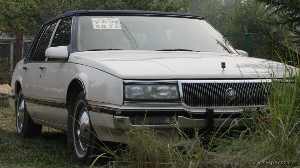 1991 Buick Lesabre Sedan Specifications  Pictures  Prices