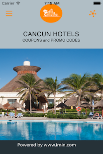 Cancun Hotels Coupons - ImIn - screenshot
