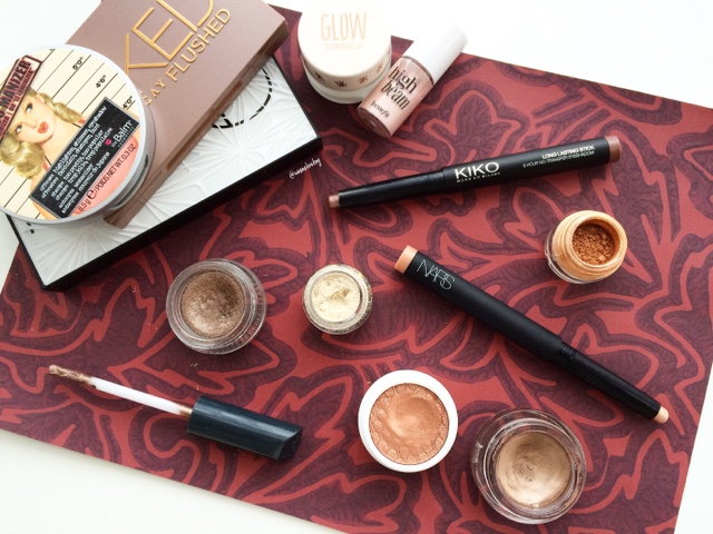 best cream eyeshadows for parties and special events NC40