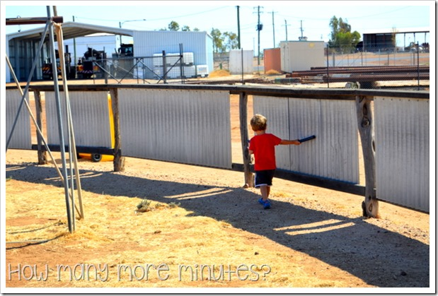 Winton's Musical Fence | How Many More Minutes?