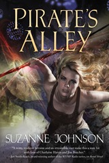 Pirate's Alley - Suzanne Johnson