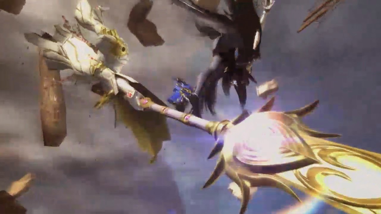 Nintendo khoe game mới Bayonetta 2  - Ảnh 3