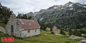 Ermita cercana al Refugio.