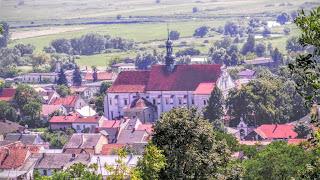 Panorama Pińczowa
