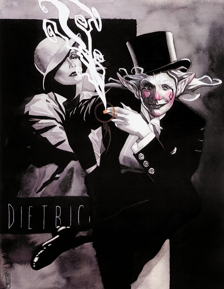 Tópico Taverna - Entre e sinta-se a vontade! Dietrich