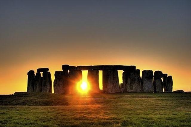 Stonehenge originais