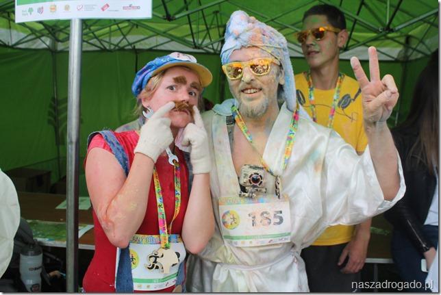 gryfny bieg, park śląski, festiwal kolorów, nasza droga do (2)