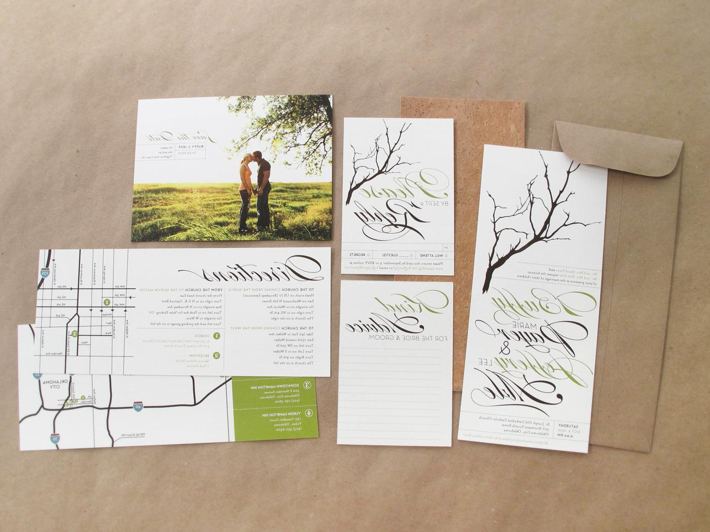 Branch Twine Wedding