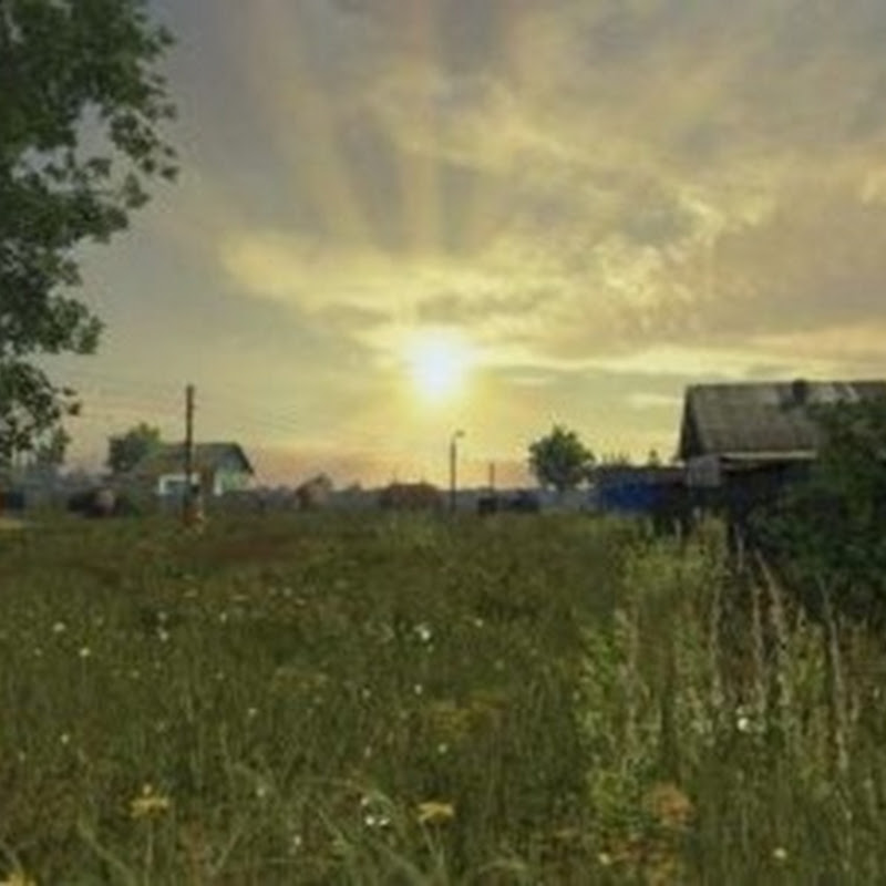 Farming simulator 2015 - Central Russia Map v 2.0