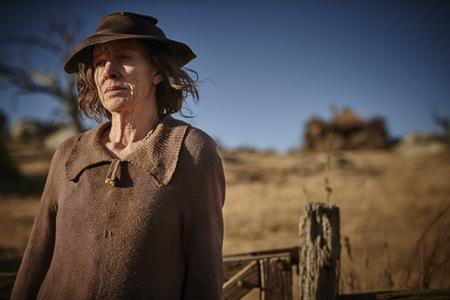 Judy Davis in The Dressmaker