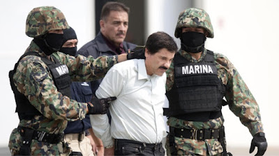 Drug lord Chapo Guzman tunnels out of maximum-security Mexico prison