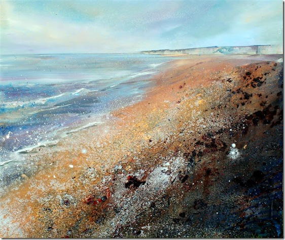 Sussex Shore II-Lorna-Holdcroft-ENKAUSTIKOS