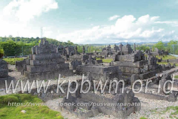 kompleks makam raja-raja banggae mandar