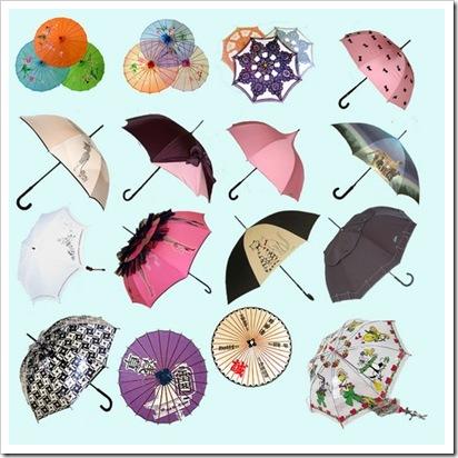 Umbrella PSD