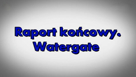 Raport ko?cowy Watergate / The Final Report Watergate (2007) PL.TVRip.XviD / Lektor PL