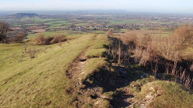 Iron Age battle site in Gloucestershire preserved