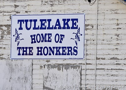 Tulelake Sign