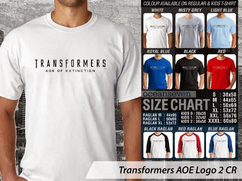 KAOS film Movie Transformers AOE Logo 2 Transformers Age of Extinction distro ocean seven