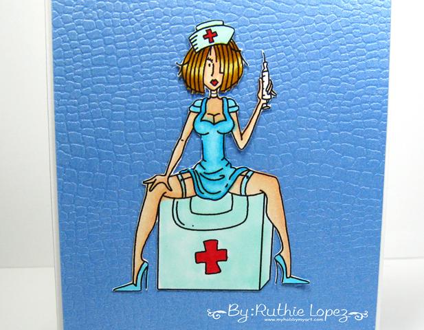 Bugaboo - Sassy Gal nurse - Ruthie Lopez. 3