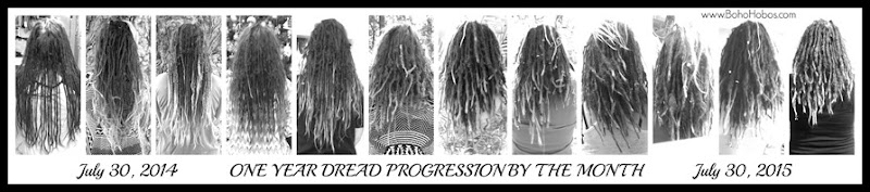 1 Yr Dread Progress with Words