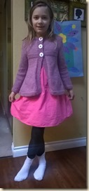 11-10 Kyla birthday  dress up