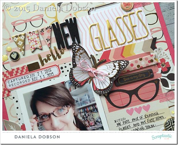 New Glasses close by Daniela Dobson
