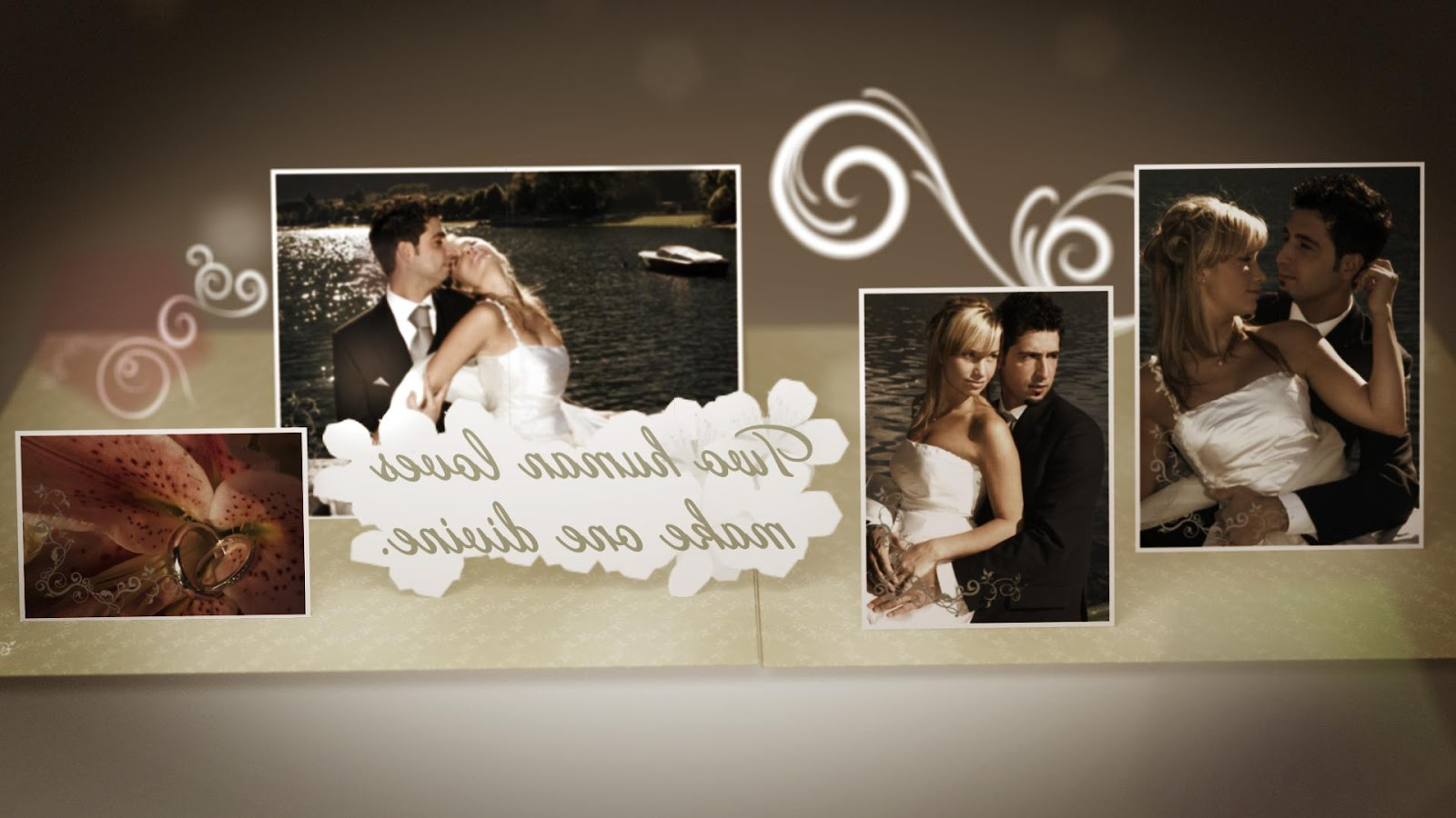 wedding template 26665