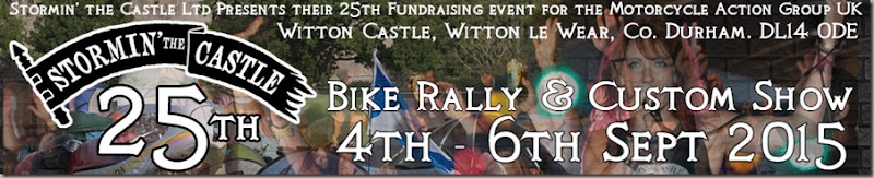 Stormin the Castle - Please click HERE for more info