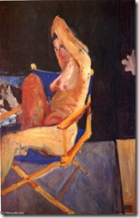 Richard-Diebenkorn-Seated-Nude-Black-Background