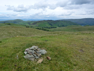 Low How Summit cairn - our last Birkett of the day.