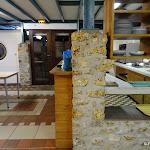 Maison de Fer : coin cuisine