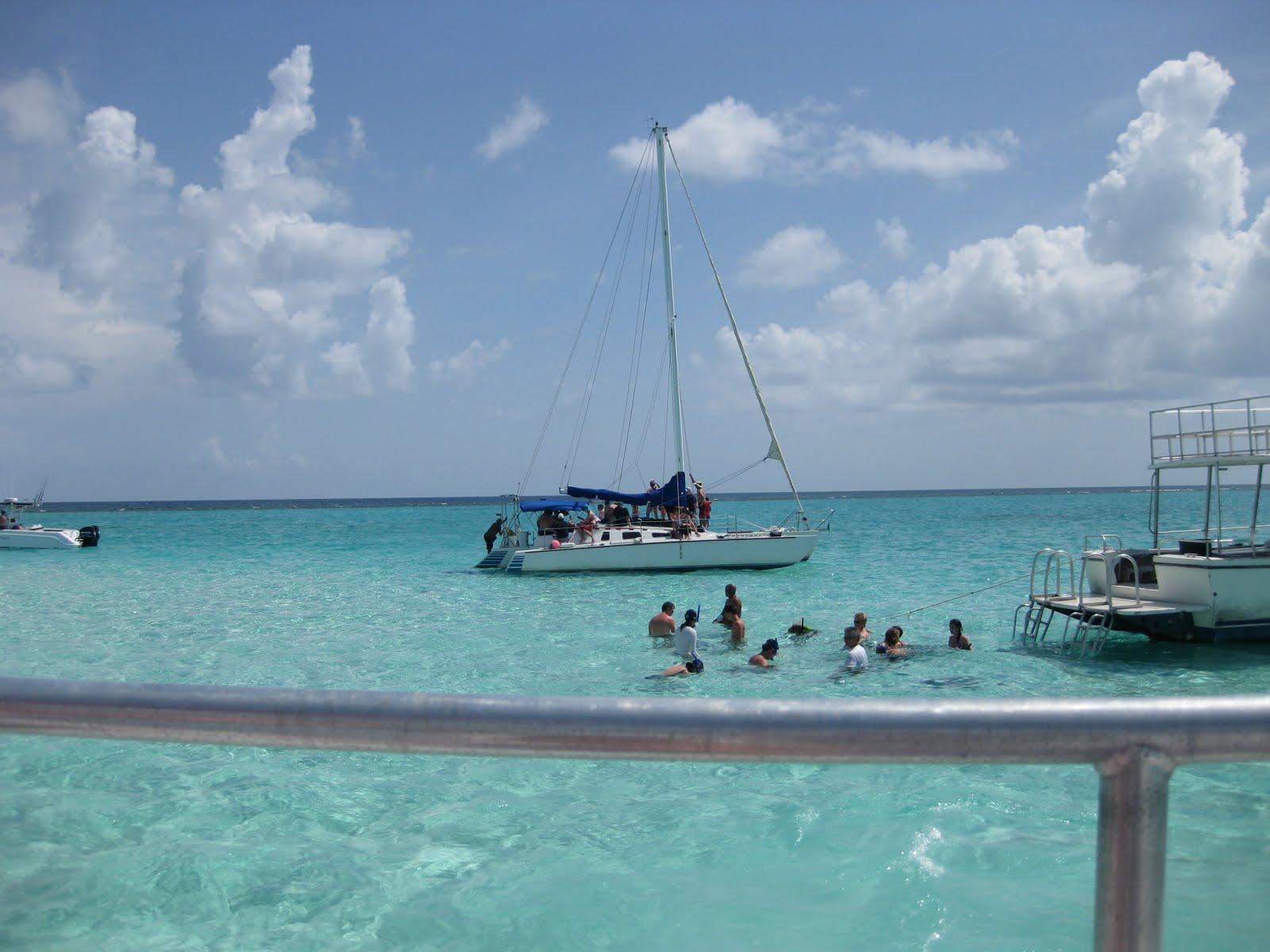 Ritz Carlton Grand Cayman.
