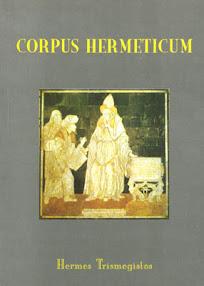 Cover of John Everard's Book Corpus Hermeticum Hermes Trismegistus
