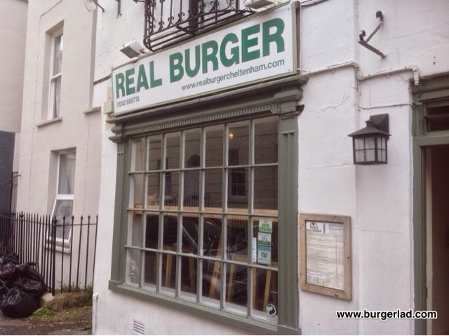 Real Burger Cheltenham