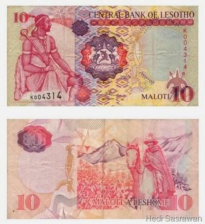 Mata uang Loti