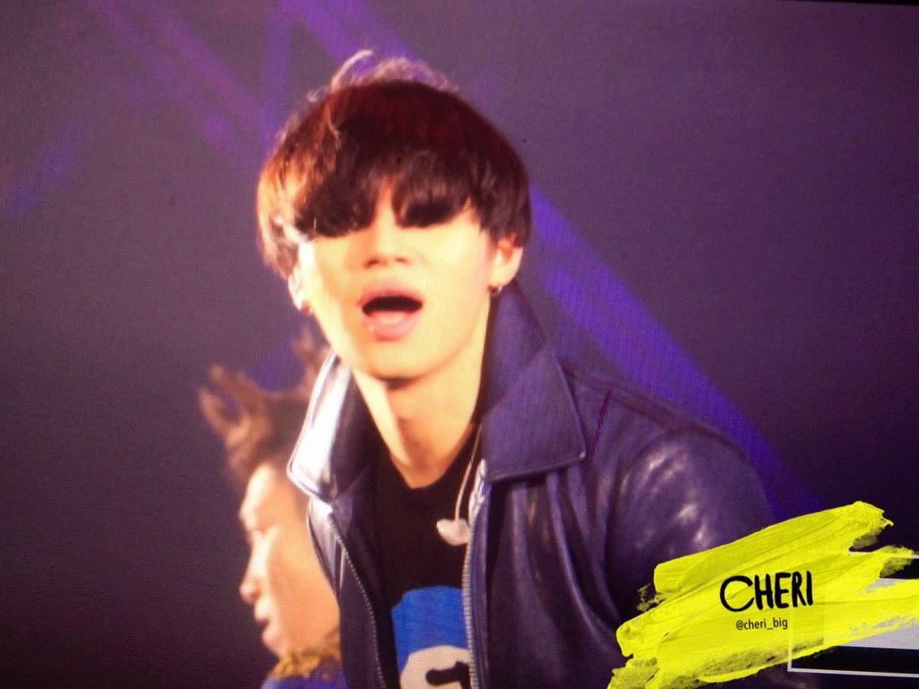 Dae Sung - Made Tour in Seoul Day 1 - 25apr2015 - Fan - Cheri - 5.jpg