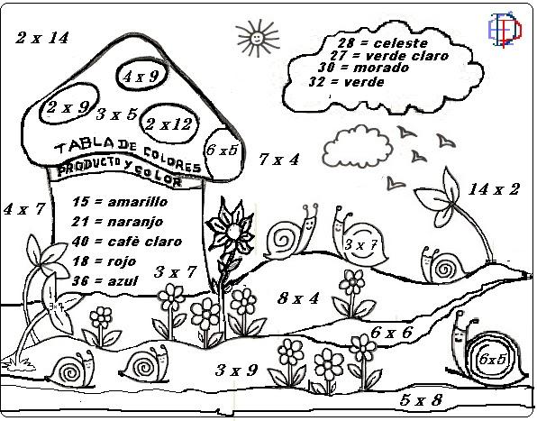 QUÉ DIVERTIDO ES APRENDER!: Matemática