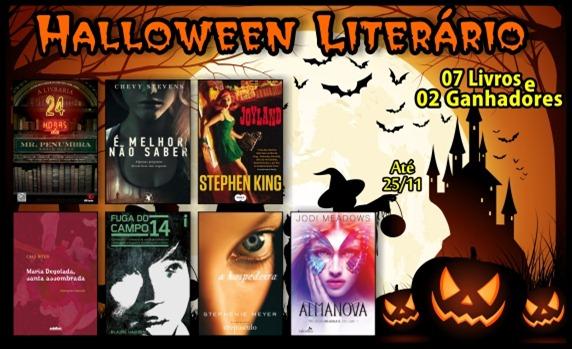 Halloween literário 2015
