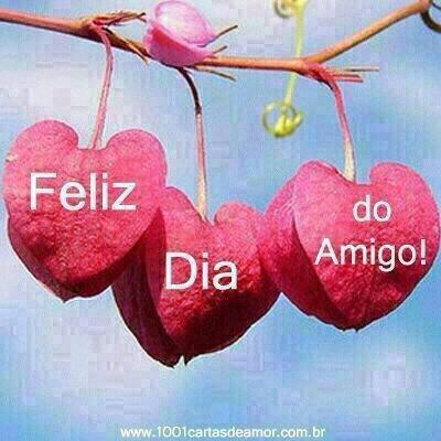 Imagens de feliz dia do amigo para Facebook e Whatsapp