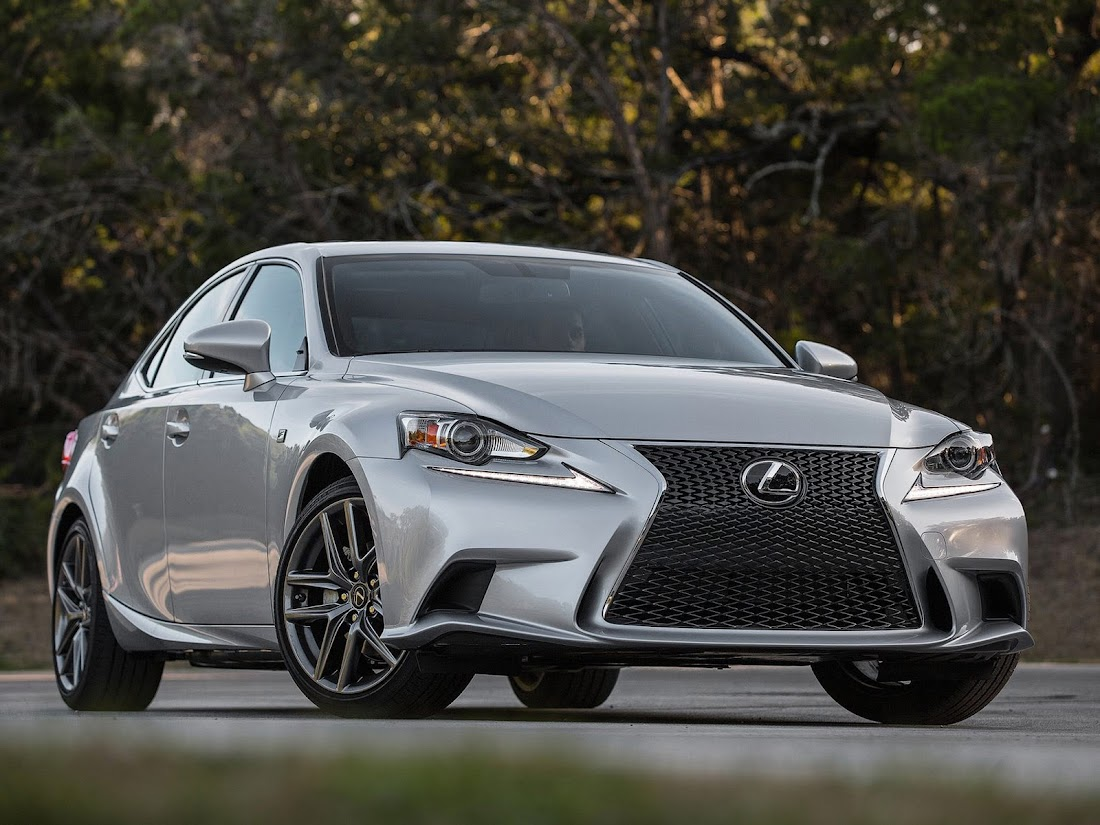 2014 Lexus IS US-Version
