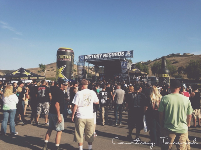 Mayhem Festival Chula Vista Whitechapel