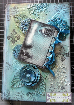 Diary Cover Finished 12