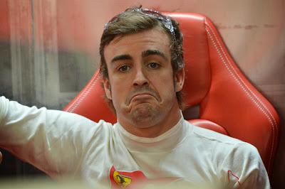 Фернандо Алонсо not bad на Гран-при Индии 2013
