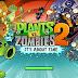 Plants vs Zombies 2 4.1.1 MOD APK+DATA (HALLOWEEN/UNLIMITED)