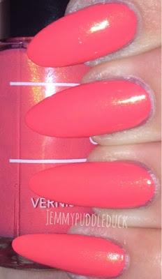 revlon, colorstay, lady luck, nail polish, nail varnish, review, swatch, moyou, stamping,